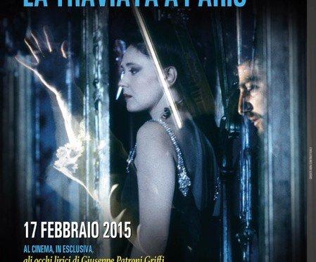 La Traviata à Paris - locandina web